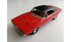 Dodge Charger  1969г. (Matchbox)
