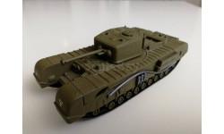 Churchill Mk VII (Matchbox-Dinky)