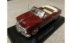 Ford Custom 1949г. (Minichamps) 1/43