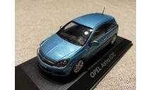 Opel Astra GTC (Minichamps) 1/43, масштабная модель, scale43