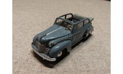 Opel Olimpia 1951-52г. (Minichamps) 1/43, масштабная модель, scale43