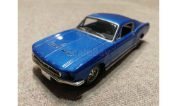 Ford Mustang GT Fastback  1967г. (Matchbox)