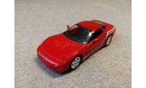 Chevrolet Corvette coupe 1987 (Road Champs) 1/43, масштабная модель, scale43