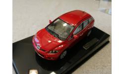 Mazda CX-7 red (AutoArt), масштабная модель, scale43