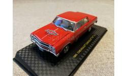 Chevrolet Chevelle 396 Malibu SS 1965 (Road Champs) 1/43, масштабная модель, 1:43