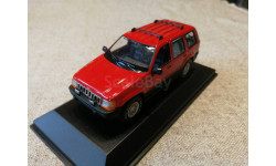 Jeep Grand Cherokee ZJ red 1992-98 (Minichamps) 1/43