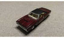 Dodge Coronet Super Bee 1969г. (Road Champs), масштабная модель, scale43