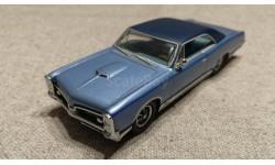 Pontiac GTO 1967г. (Matchbox), масштабная модель, scale43