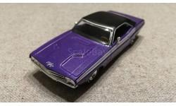 Dodge Challenger R/T  1970г. crazy plum (Matchbox-Barrett Jackson)