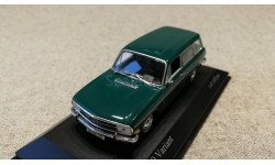 Audi 60 variant 1968-72 green (Minichamps), масштабная модель, 1:43, 1/43