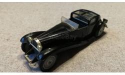 Bugatti type 41 Royale 1930г. (Solido), масштабная модель, scale43