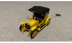Opel coupe 1909г. (Matchbox)