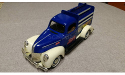 Ford pick up 1940г. 'Pepsi-Cola' (Golden wheel) 1/18