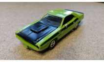 Dodge Callenger T/A 1970г. (Johnny Lightning MAGMAS) 1:43, масштабная модель, scale43