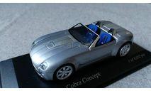 Shelby Cobra Concept 2004 North American Auto Show (Minichamps), масштабная модель, 1:43, 1/43