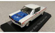 AMC Rebel 'The Machine' 1970 (Altaya) 1/43, масштабная модель, scale43