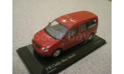 VW Caddy Maxi Shuttle (Minichamps)