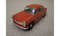 Peugeot 404 1960-75г. (De Agostini - Kultowe auta), масштабная модель, 1:43, 1/43, DeAgostini-Польша (Kultowe Auta)