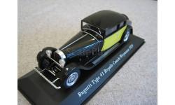 Bugatti type 41 Royale Coach Weymann 1929г. (Altaya)