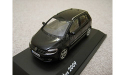 VW Golf Plus 2009г.(Schuco)