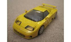 Bugatti EB110SS M.Schumacher 1994г. (Minichamps)