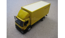Mercedes-Benz 1828 Atego Deutsche post (Minichamps), масштабная модель, 1:43, 1/43