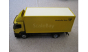 Mercedes-Benz 1828 Atego Deutsche post (Minichamps)