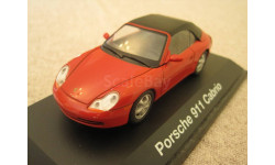 Porsche 911(996) cabrio (Schuco)