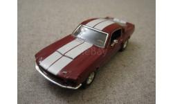 Shelby GT350 1967г. (ERTL)