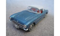 Chevrolet Corvette C1 1957г. (Matchbox)