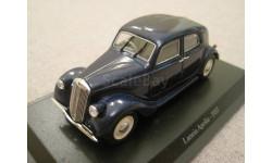 Lancia Aprilia versione lusso 1937г. (Hachette), масштабная модель, 1:43, 1/43