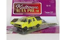 Tarpan 237, yellow, 1983 - De Agostini - 1:43, масштабная модель, DeAgostini-Польша (Kultowe Auta), scale43