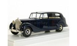 Лимузин Rolls-Royce Phantom IV, H.R.H Princess Marina Duchess of Kent, dark blue, 1951 - REXTOYS - 1:43, масштабная модель, 1/43