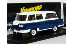 Микроавтобус 'Старт' из к/ф 'Кавказская пленница', Start, 1964 - VMM - 1:43