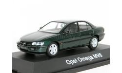 Opel Omega B MV6, dark green met., 1994-1999 - Schuco - 1:43, масштабная модель, 1/43