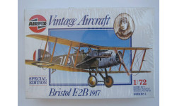 1/72 - AIRFIX - Биплан Bristol F.2B', 1917, сборные модели авиации, 1:72