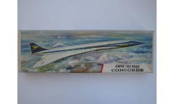 1/144 - AIRFIX - Concorde - BOAC, сборные модели авиации, 1:144