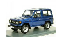 Toyota Land Cruiser 70 series, 1986 - VVM / NEO - 1:43, масштабная модель, 1/43, VMM/VVM