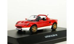 Lotus Elise 49, red - Maxi Car - 1:43