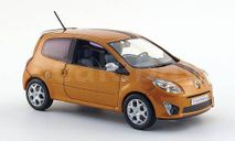 Renault Twingo GT, orange met., 2007 - Norev - 1:43, масштабная модель, scale43