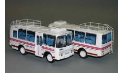 ПАЗ 3206 4х4 тропический, масштабная модель, Vector-Models, 1:43, 1/43