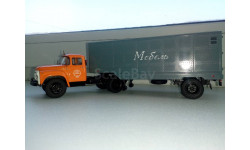 ЗИЛ 130В1 с п/п ОДАЗ 794 Мебельный фургон