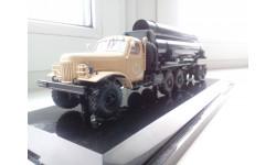 ЗИЛ-157К/ТВ-5 тягач с роспуском (трубовоз) DiP Models