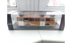 ЛИАЗ 677М Classicbus с номерами и маршрутом