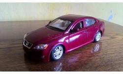Lexus is350 1:24 Bburago