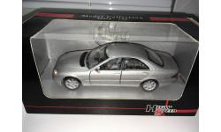 - 1:43 High Speed Mercedes-Benz S-class w220, масштабная модель, scale43