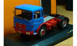 Фанат, масштабная модель, MAN, IXO грузовики (серии TRU), 1:43, 1/43