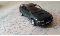Subaru Impreza, масштабная модель, Vanguards, 1:43, 1/43