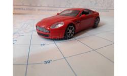 Aston Martin AMV8, масштабная модель, Суперкары. Лучшие автомобили мира, журнал от DeAgostini, scale43
