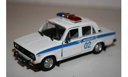 1/43 ВАЗ-2106 - Милиция BAUER